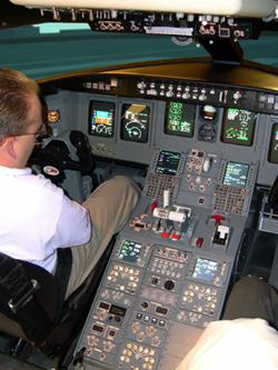 RJ Cockpit