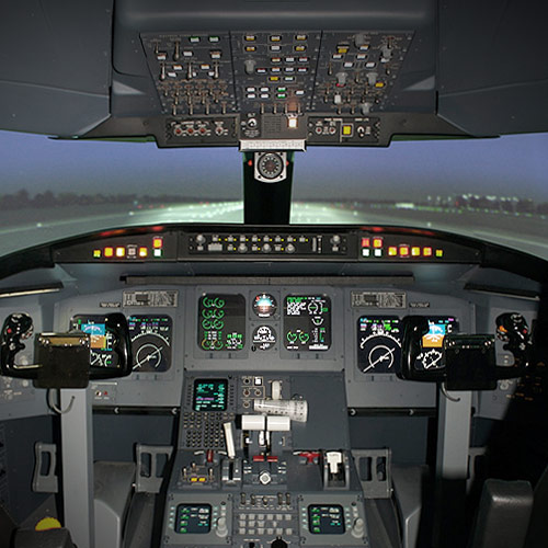 Atp Flight School Crj 200 Regional Jet Ftd