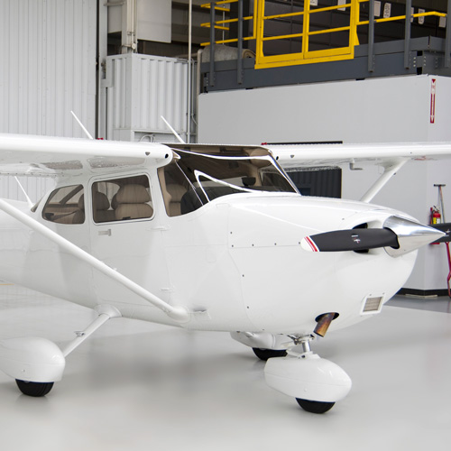 Cessna Skyhawk 172 Training Aircraft