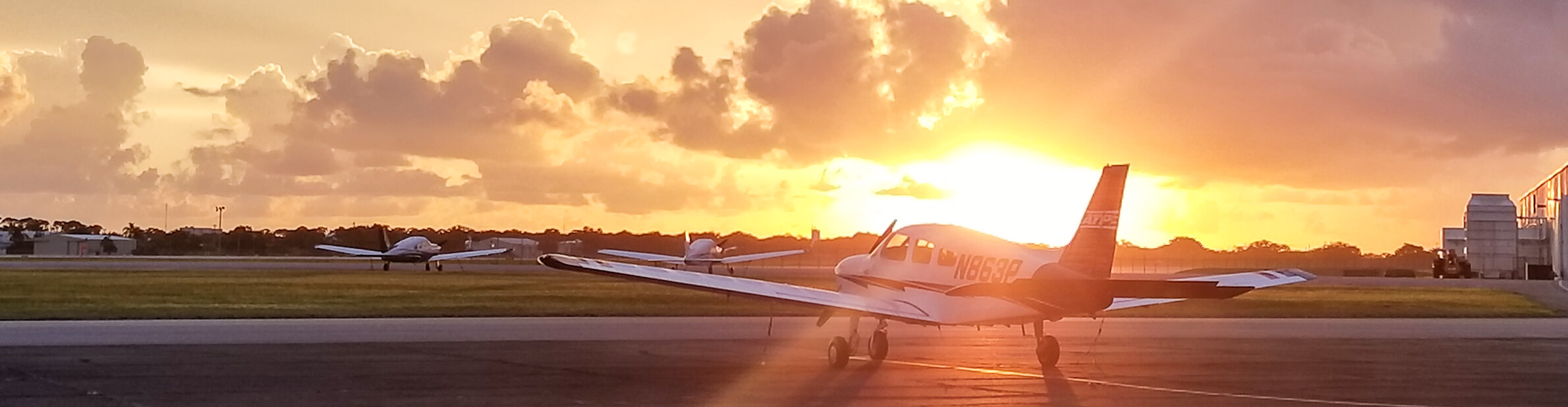 ATP Flight School Piper Archer Vero Beach Airport