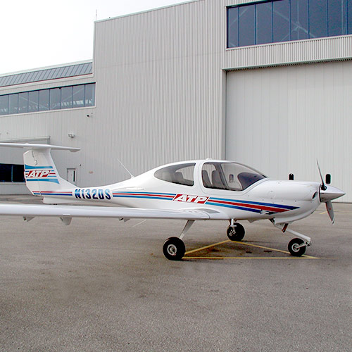 ATP Diamond DA40 Diamond Star