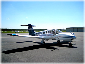 Factory-New Piper PA-44 Seminole