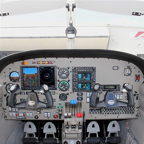 Atp Flight School Multi Engine Piper Seminole Pa 44