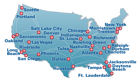 ATP Flight School — 35 Locations Nationwide