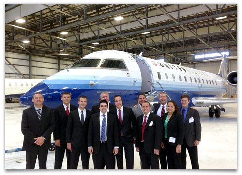 ATP Instructors Join SkyWest