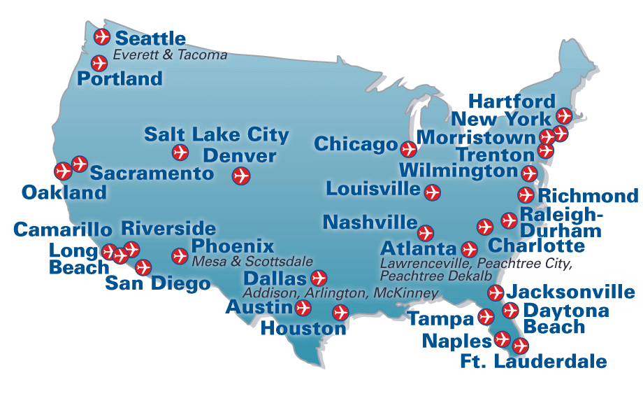 ATP Flight School 30 Locations Nationwide