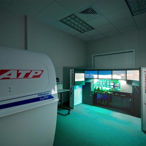 Jacksonville Florida Flight Training Center At Crg Atp Flight School