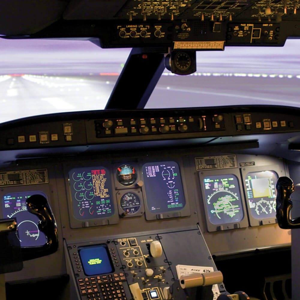 ATP Aircraft Dispatcher Academy Classroom
