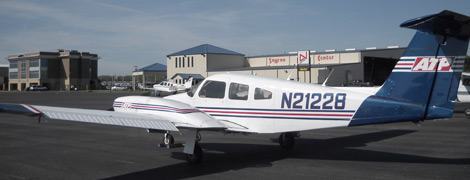 ATP Flight Training in Nashville
