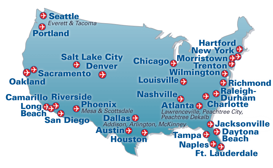 ATP Flight School 38 Locations Nationwide