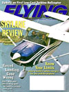 Flying Magazine June 2009 Cover