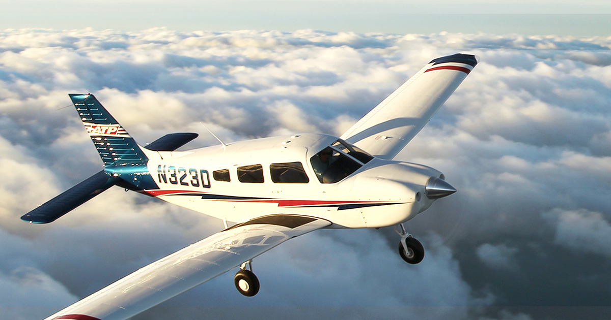 Airline Commercial Pilot Training Programs Atp Flight School