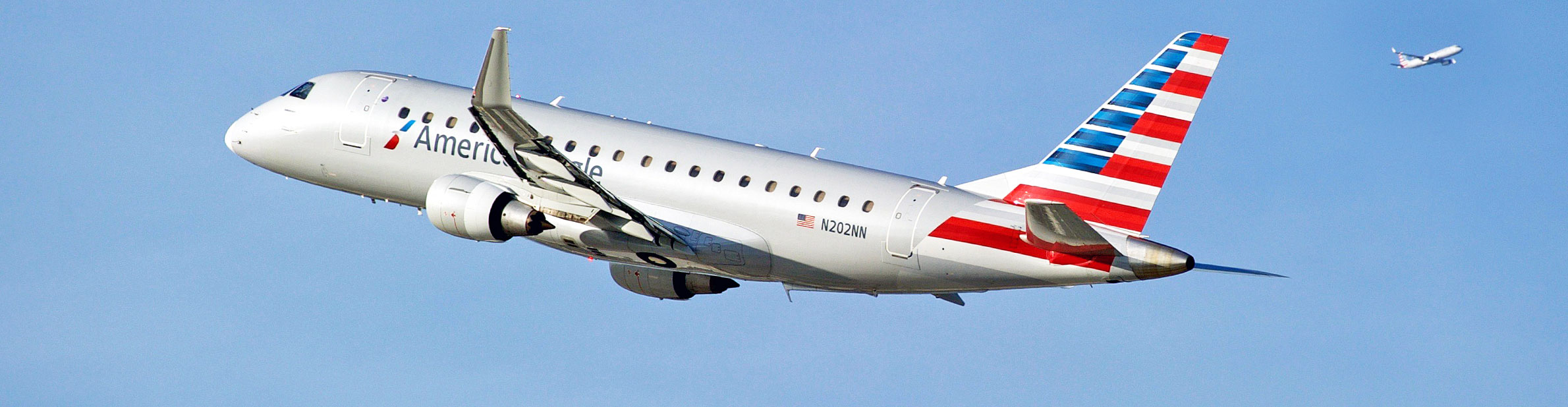 Compass Airlines American Eagle ERJ 175