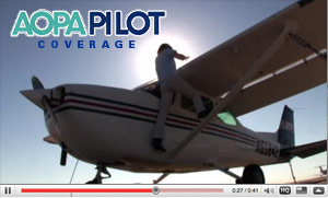 AOPA Pilot Magazine December Issue Article