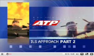 ATP Training ILS Approach