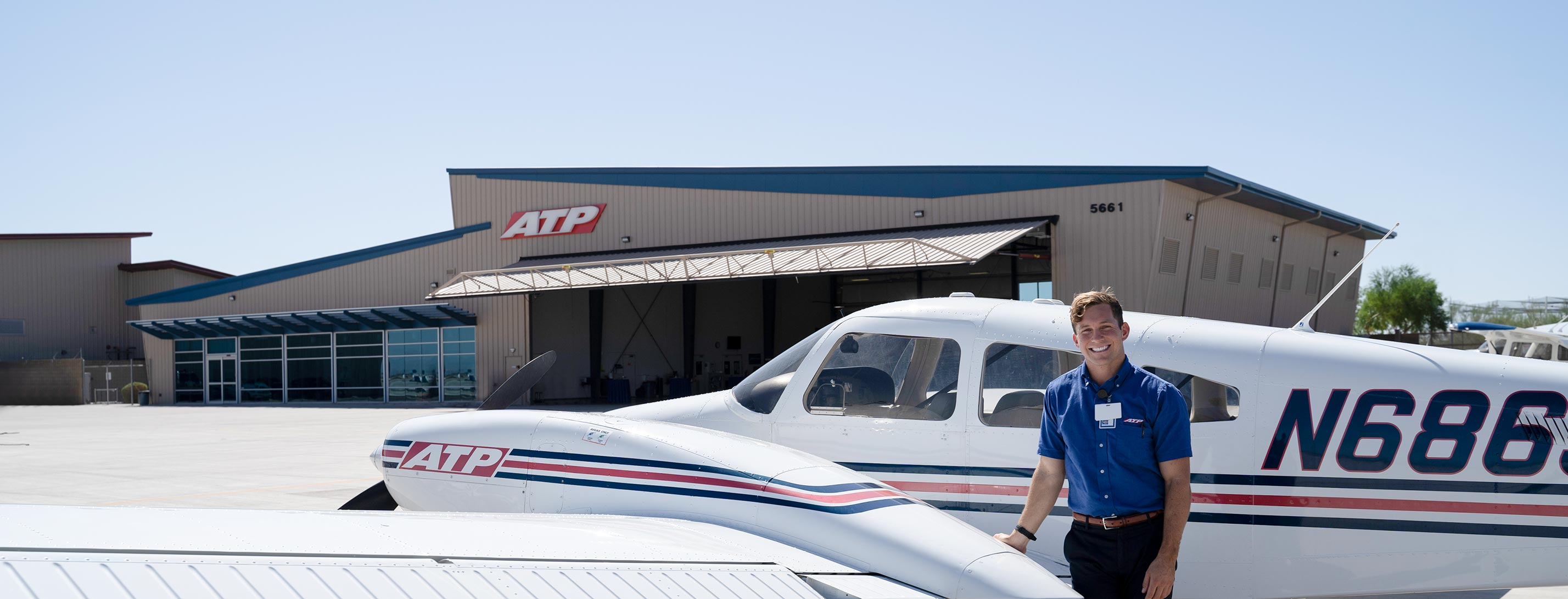 ATP Flight School is Best Flight School in the USA