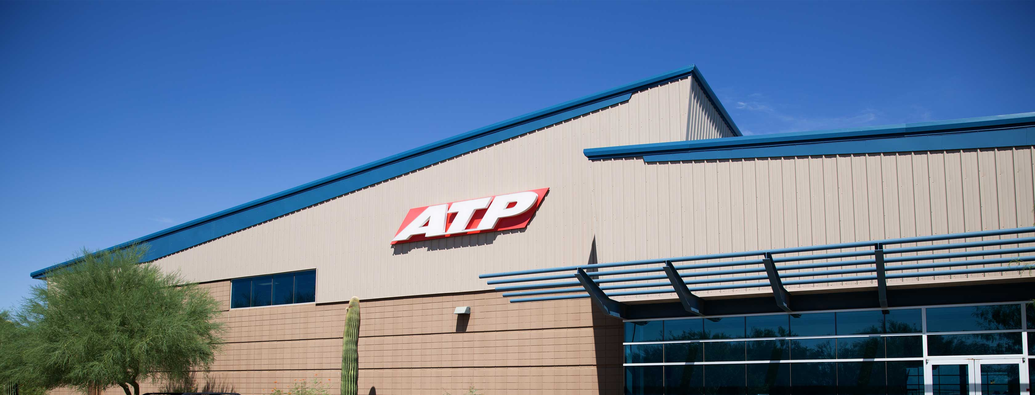 ATP Flight School Facility at Gateway Airport