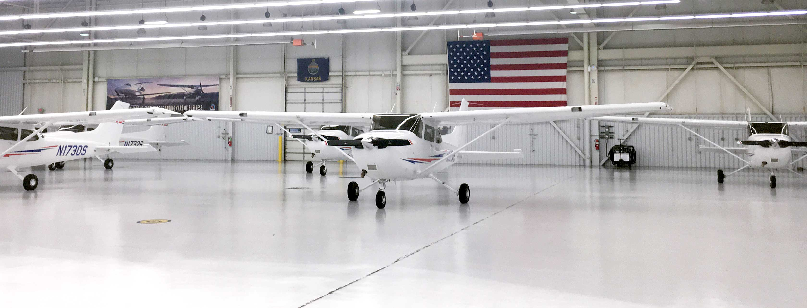 ATP Flight School Cessna 172 Skyhawks