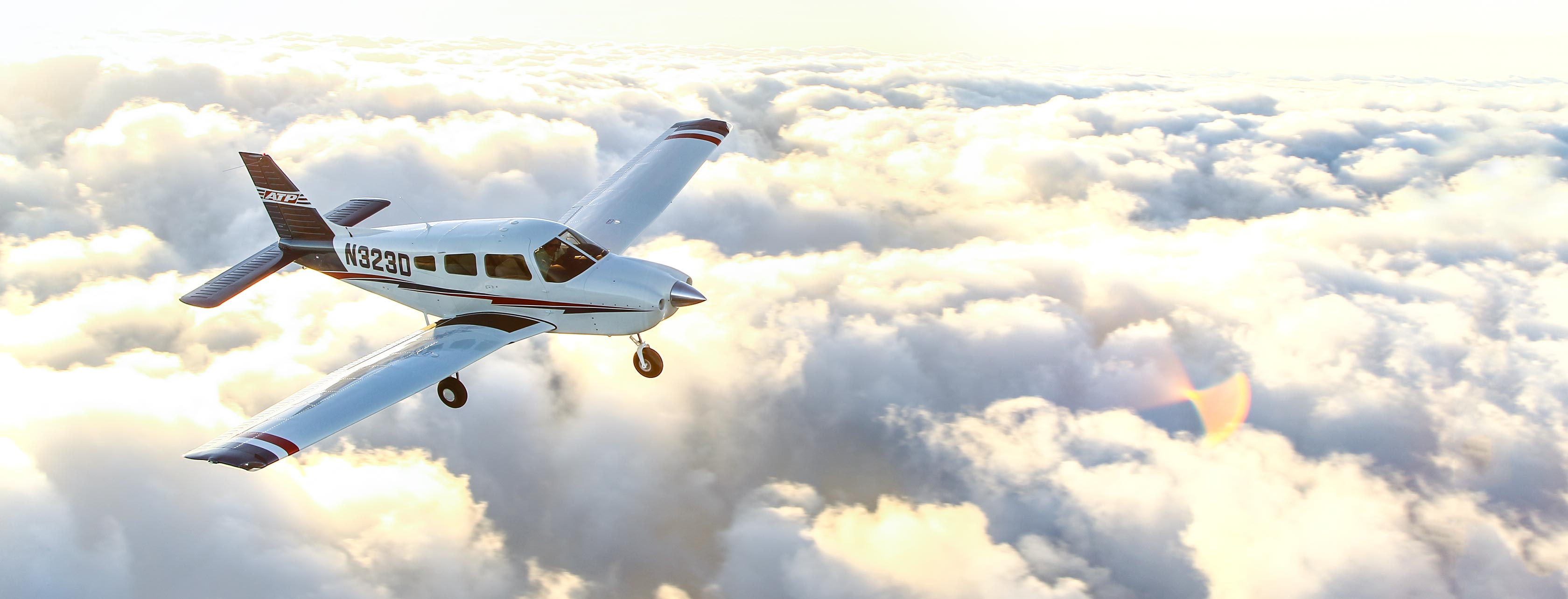 Learning to fly in the Piper Archer