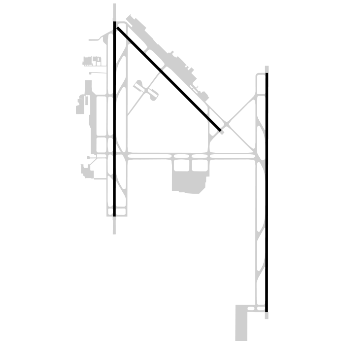 COS Airport Diagram