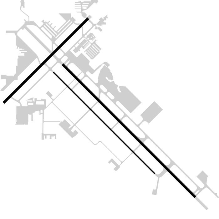 TUS Airport Diagram