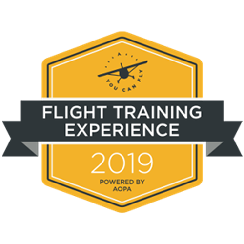 AOPA 2019 Flight Training Experience Awards