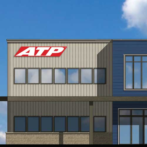 ATP Flight School New Training Center in Arilington / Dallas, Texas.