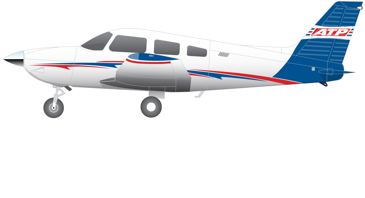 ATP Flight School Cessna