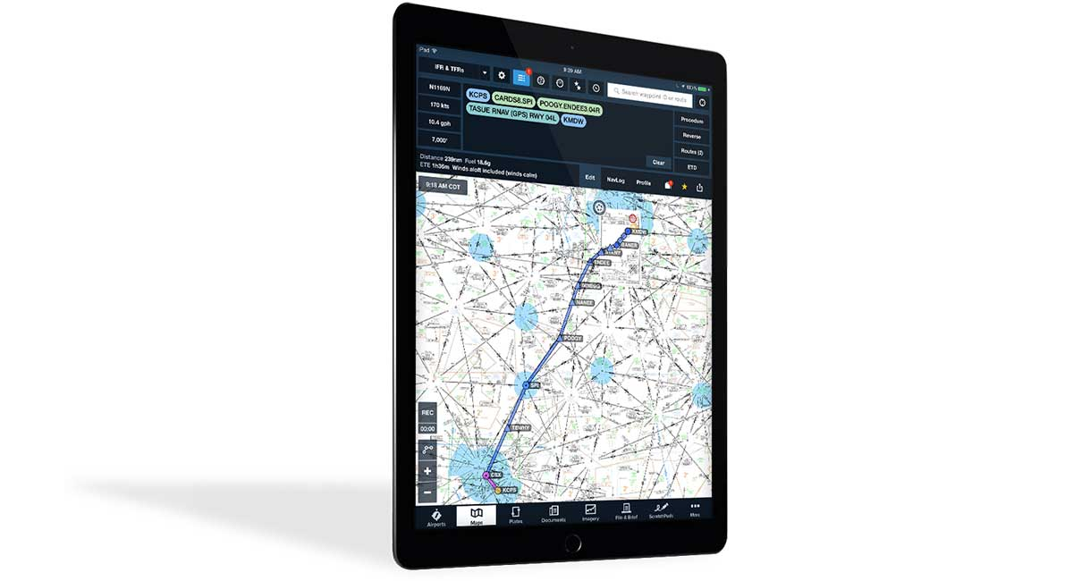 ATP Flight School iPad Courseware